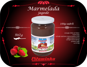 marmeladaJagoda