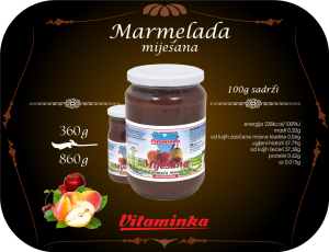 marmeladaMijesana
