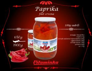 paprikaCrvena