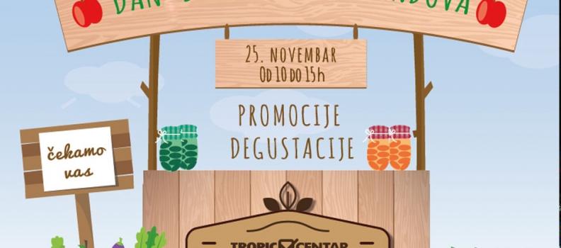 Dan banjalučkih brendova u Tropic Centru Banja Luka -Banja Luka, 25. novembar 2017. godine