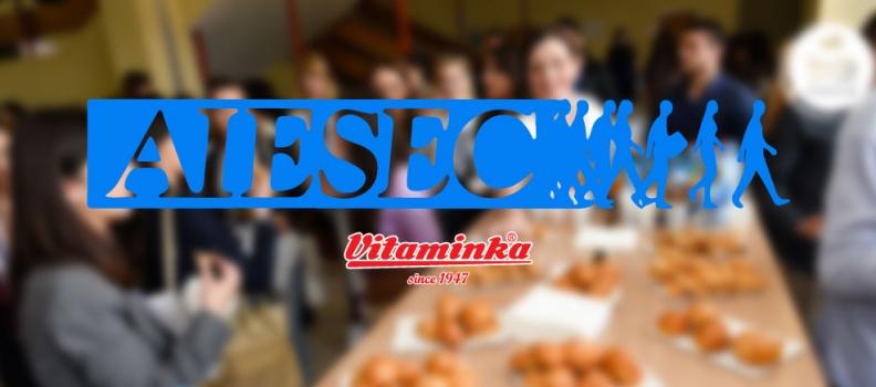AIESEC i Vitaminka