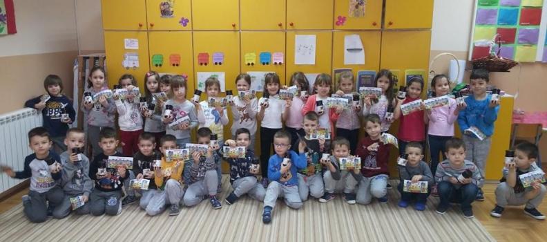 """Posjeta vrtiću """"Dragan i Zoran"""" – Bijeljina"""